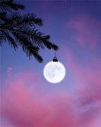 晚安唯美风景图片 好看又有创意的微信图片