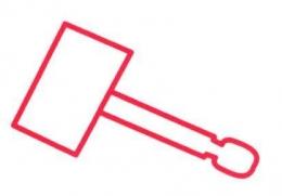 QQ画图红包锤子画法教程