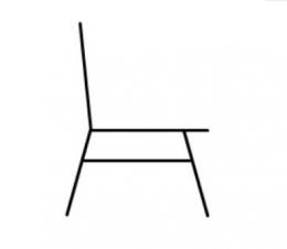 QQ画图红包椅子画法教程