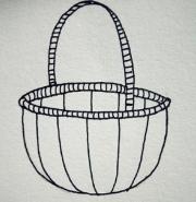 QQ画图红包篮子画法教程