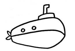 QQ画图红包潜艇画法教程