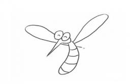 QQ画图红包蚊子画法教程