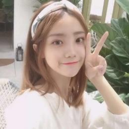 女生QQ头像可爱小清新 非常青春爱笑的女生头像