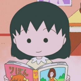 樱桃小丸子头像搞怪可爱 最受欢迎的小丸子头像合集