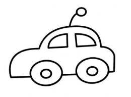 QQ画图红包汽车画法教程