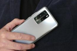 华为p40pro手机设置隔空滑屏方法教程