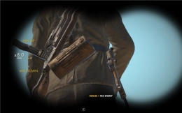 《狙击精英4》手雷弹击触发条件攻略