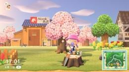 《集合啦!动物森友会》樱花节全家具制作配方一览