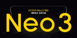 iQOO Neo3购买价格及配置参数