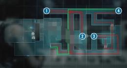 《生化危机3重制版》4个变电所电闸位置一览
