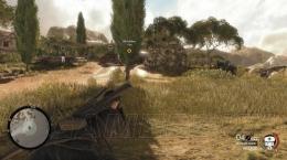 《狙击精英4》第五章阿布恩札修道院图文攻略