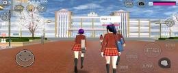 樱花校园模拟器城堡旁边的小屋进入攻略