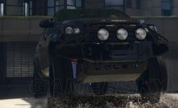 GTA5休旅�威皮-���Z者�D�b/原型一�[