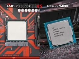 R3 3300X与i5-9400F游戏对比测试