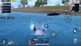 《和平精英》��莎拉蒂水中射��BUG卡法攻略