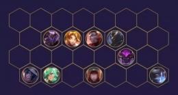 lol云顶之弈10.11圣盾秘术星神阵容玩法攻略