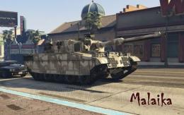GTA5特殊载具犀式坦克图鉴/原型一览