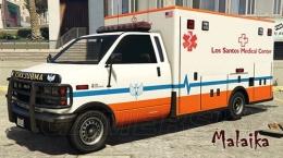 GTA5特殊载具救护车图鉴/原型一览