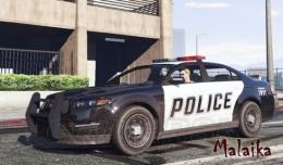 GTA5特殊载具警用巡逻车图鉴/原型一览