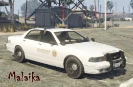 GTA5特殊载具警长座车图鉴/原型一览