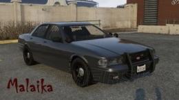 GTA5特殊载具无标示巡逻车图鉴/原型一览