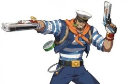 王牌战士多米尼大力海员时装展示