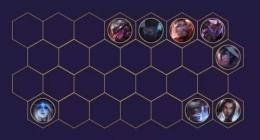 lol云顶之弈10.13凤凰传奇星神剑阵容玩法攻略