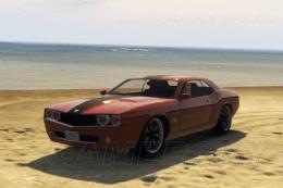 GTA5肌肉车冒险家-铁腕图鉴/原型一览