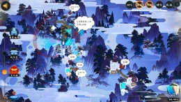 《剑网3:指尖江湖》百尺峡宝箱位置一览