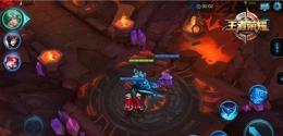 《王者荣耀》冒险模式-红莲之窟通关攻略
