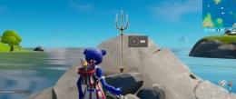 堡垒之夜海王三叉戟位置一览