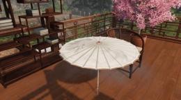 《明日之后》油纸伞桌饰图文展示