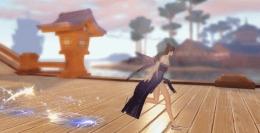 《一梦江湖》脚印特效星汉图文展示