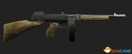 GTA5微冲篇-Gusenberg Sweeper 古森柏冲锋枪图鉴/原型一览