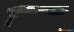 GTA5散弹枪篇-Sawed-Off Shotgun 短管霰弹枪图鉴/原型一览
