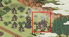 江南百景图废墟位置一览