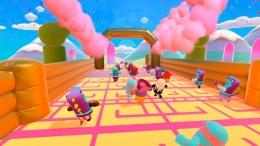 《糖豆人:终极淘汰赛》最终回合关卡取胜技巧攻略