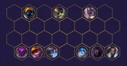 lol云顶之弈10.16宇航员秘术狙神阵容玩法攻略