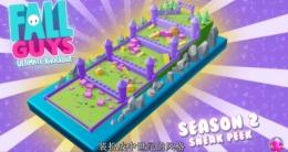 《糖豆人:终极淘汰赛》第二赛季新地图/新皮肤爆料