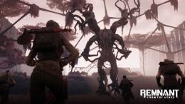 《遗迹:灰烬重生》树精特殊击杀视频攻略