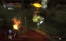 《恶魔之魂》黄衣老翁boss打法攻略