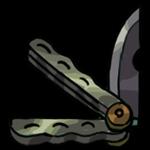 《不思议的皇冠》蝴蝶刀道具效果一览