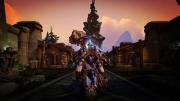 魔兽世界9.0戒律牧神器隐藏外观获取攻略