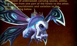 魔兽世界9.0丝柔烁光蛾坐骑获取攻略