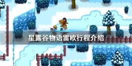 星露谷物语1.5雷欧行程安排一览