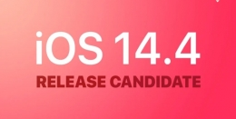 苹果IOS 14.4 RC版降级教程攻略