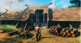 《Valheim:英灵神殿》蛟龙单杀方法攻略