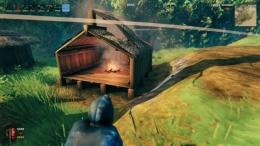 《Valheim:英灵神殿》地基搭建方法攻略