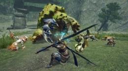 《怪物猎人:崛起》太刀登龙玩法攻略