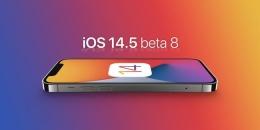 苹果IOS 14.5 beta8升级更新教程攻略